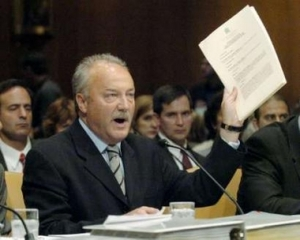 George Galloway enjoyed himself at the US Senate. Would we ever see a similar piece of political theatre here?